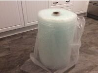 Large roll of bubble wrap (ideal for moving home)