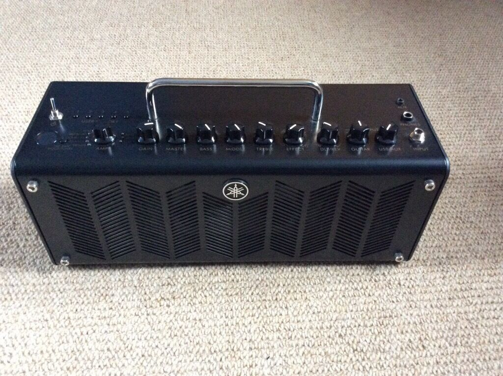 Yamaha thr10c thr 10c thr10 in gloucestershire gumtree for Yamaha thr amplifier