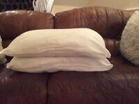Brand new pillows