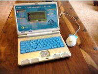 Vtech Laptop with mouse & Leapfrog Alphabet Pal