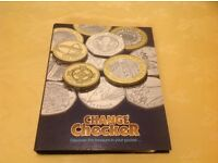 EXCELLENT COLLECTION OF CHANGE CHECKER COMMONWEALTH UK COINS