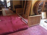Futon Company - 3 seater sofa bed
