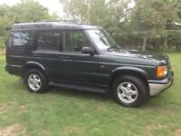Land Rover discovery2 TD5 S
