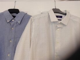 2 Gent's shirts..by Next