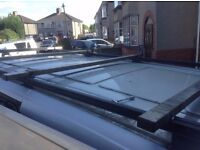 Mercedes Vito Roof Rack with Side Bars