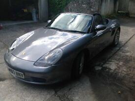 Porsche Boxter excellent condition