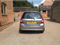 Honda Jazz,31000mls, 2004 owned by one family from new,personalised number plate also available