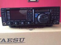 Yaesu Ftdx 3000 & speaker & 30amp pus