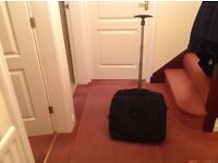 Samsonite 2wheelsuitcase/ laptop case £30 can deliver if local call 07812980350