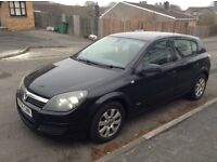 vauxhall astra cdti 1.7 (no faults, perfect engine)