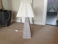Table lamp, good working order