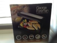 George Forman grill as new