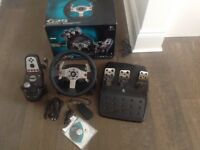 Logitech G25 racing set