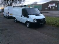 Ford transit 2006 56 plate swb 2 owners from new drives likes new