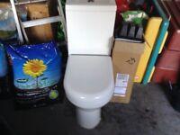 High Rise Toilet