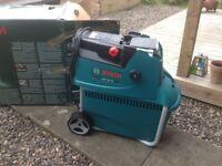 Bosch AXT 25 TC Garden Shredder Mulcher Chipper NEW UNUSED