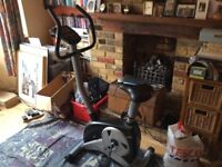 Rodger Black Exercise Bike