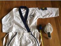 Jujitsu suit junior size