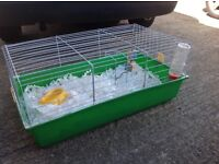 Indoor rabbit cage , guinea pigs etc possible free delivery