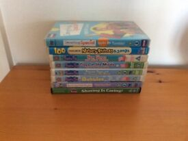 Children's Dvd's and Trolls