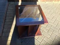 A lovely little table in excellent condition it was very expensive.