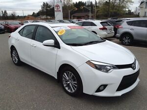 2014 Toyota Corolla LE - Ext. Warranty! ONLY $149 BIWEEKLY 0 DOW