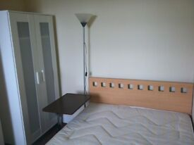 A double room is available Now