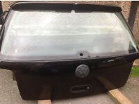 VW GOLF MK4 TAILGATE WITH SPOILER