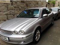 2003/03 jaguar X-type 2.0 SE , 68000 miles 1 owner immaculate car new mot £2450