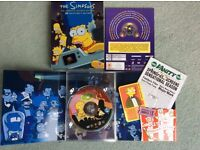The Simpsons: Complete Season 7 DVD set Collector's Edition