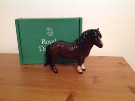 Royal Doulton Shetland Pony