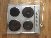 Hot plate electric cooked good working condition
