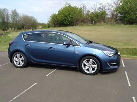 Vauxhall Astra 1.6i VVT 16v(115ps)SRi Hatchback 5d