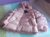 Brand new girls coat from gap age 8