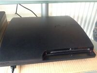 PS3 150gb with 3 games