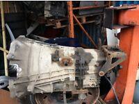 Ford transit mark 6 2.4 rear wheel drive 5 speed gearbox