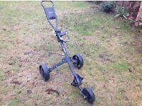 ProAction 3 Wheel Golf Buggy