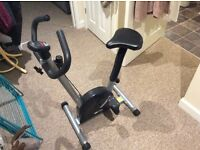 Exercise bike - used only a handful of times