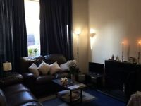 ** 1/2 BEDROOM FLAT TO LET IN WEST END, GLASGOW G3** FULLY FURNISHED** MUST SEE!! **