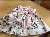 Jillian's Closet Coat,Dress and Knickers