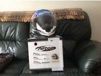 Nitro Racing Helmet N600-V Model Size: M. Never used.