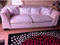 Very comfortable sofa double bed