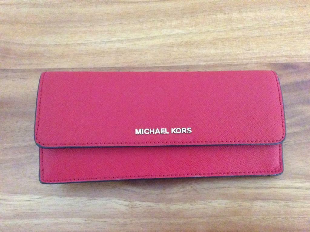 MK red purse | in Nantwich, Cheshire | Gumtree