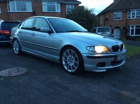 BMW 330i Sport Auto Silver 2003