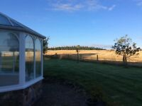 4/5 Bedroom converted Steading - 2 miles from Ellon