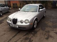 2004 Jaguar S-type 2.7 tdv6 auto. SPARES ONLY ENGINE GONE!!!!!!FOR BREAKING!!
