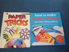 2 new paper craft books