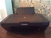 Pixma MG2900 printer only used a couple of times , free paper