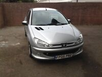 Peugeot 206,2.0 HDI , original condition throughout