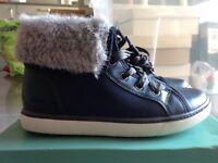 Girls Clarks boots brand new